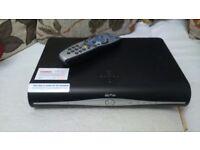 Sky HD+ box and remote control
