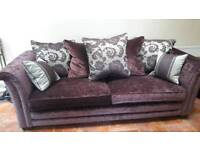 Alstons sofa and chair