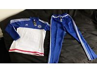 Chelsea adidas training kit