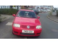 VOLKSWAGEN POLO S AUTOMATIC LOW MILEAGE