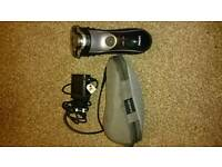 Philips 7380 triple head shaver