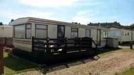 Stunningly referbished 2 bed static Caravan