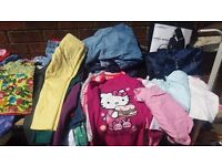 Large car boot sale house clearance Ebay Gumtree resell clothes job lot