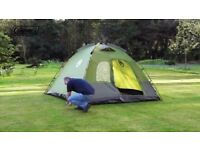 Coleman 5 person pop-up tent