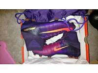 Nike Mercurial Superfly V Professional FG Floodlight Pack Football Boots Size 9.5