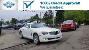 2005 Chrysler Crossfire Limited!! Low Monthly Payments!!