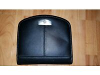 Vw Volkswagen leather CD DVD case