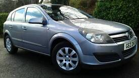 VAUXHALL ASTRA 1.4 CLUB TWINPORT.