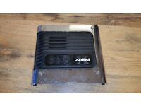 CAR AMPLIFIER SONY XPLOD 400 WATT 4 CHANNEL STEREO AMP TO RUN THE SUBWOOFER OR DOOR SPEAKERS AMP
