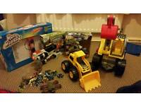 Big bundle of boys toys