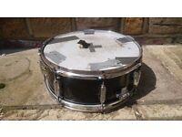 "Pearl Export 14"" Snare Drum in Black for Drum Kit"