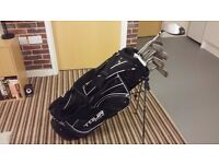SET OF PING IRONS - NEW BAG - FREE WOOD AND PUTTER