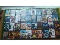 40 mix DVDs all gd cond