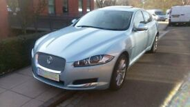 JAGUAR XF 4K EXTRAS INC AIR CONDITION SEATS,PADDLE GEAR SHIFT ! SAFETY + COMFORT PACKAGES