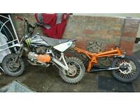 Wpb 140cc with spares