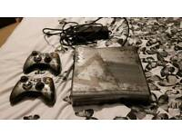 Limited Edition MW3 Xbox 360 + 2 Controllers + Wired Headset + Games