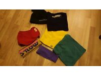 SKI TROUSERS, SALOPETTES, SOCKS, GLOVES, MUFFLERS, ETC. MEN'S & WOMEN'S SKI ITEMS