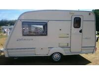 2000 bailey ranger 380/2 berth light weight comes with fitted motormover