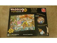 Excellent condition wasjig puzzle bake off version