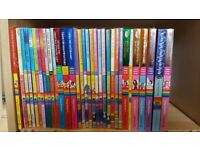 Collection of Rainbow Magic Books