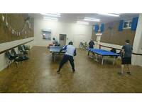 TopSpin Table Tennis Club