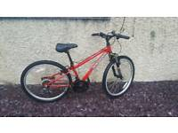 Red bike - good condition