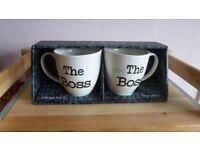 Mugs (gift set for two)