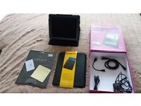 Scroll Extreme tablet - selection of accessories