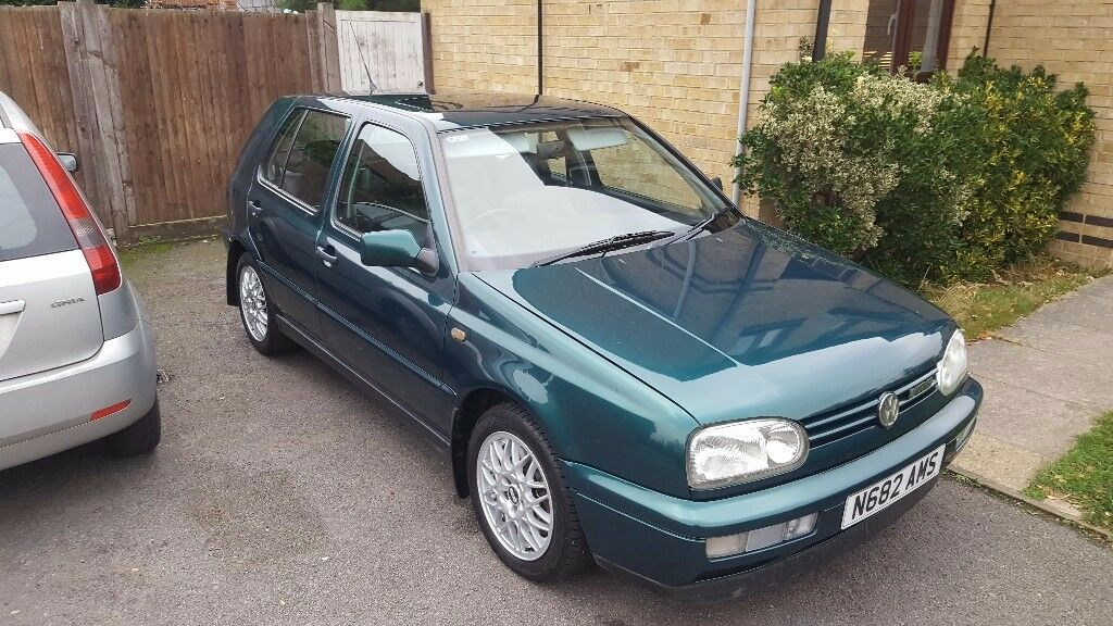 Vw golf mk3 vr6 113k *mint condition,low milage*