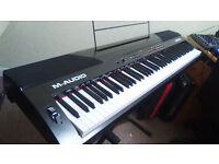 M-Audio 88 key Digital Piano