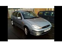 Ford Focus 1.6 Zetec - nice car with 12 months MOT