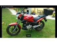 Lexmoto ZSX 125CC Learner Legal Low Mileage