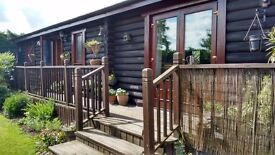 Log cabin for sale. Need to replace your holiday home?