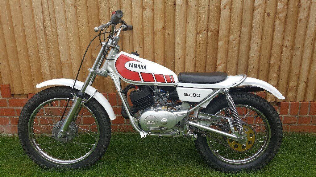 Yamaha Childrens Motorbike