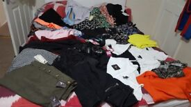 Bundle of womens clothes (38 items)