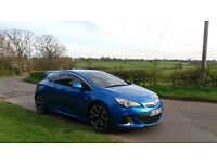 2012 VAUXHALL ASTRA VXR 2.0 T 16v 62 PLATE 276 BHP HPI CLEAR