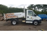 2014 iveco daily 3.0 tipper