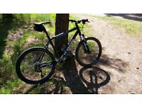 Btwin Rockrider 560 XC Mountain Bike Customised - excellent condition