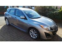 Mazda 3 Takuya.11 Reg. One Owner . Low Mileage. 2 New Tyres. 12 Months MOT. All the usual extras