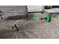 Petrol Grass strimmer (Green Machine brand )