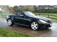 Mercedes SLK 280 56 Reg 3.0 Litre Petrol Manual Transmission