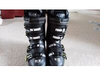 Salomon ski boots flex liner size 26 uk 7 1/2