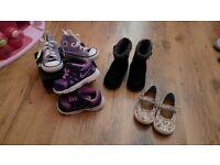 toddler girls shoes bundle