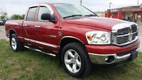 2008 Ram, HEMI, SUNROOF, ONLY 125000KM , STUNNING. Hamilton Ontario Preview