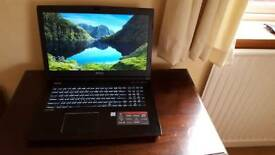 MSI GE72 6QL Apache Laptop