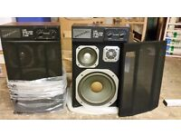 Quality eagle speakers 50 watts