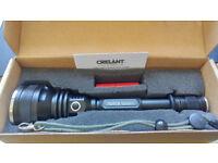Crelant 7G5CS 920 Lumens XM-L U3 Flashlight