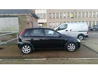Vauxhall Corsa 1.2 Petrol For Sale Excellent Condition and very reliable. M O T until August 2017