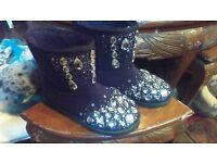 BLING UGG BOOTS