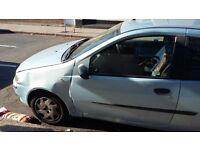 Fiat Punto Car 2 door
